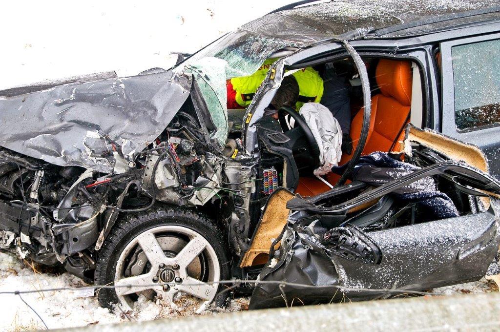 Ruskjøring og trafikkulykker
