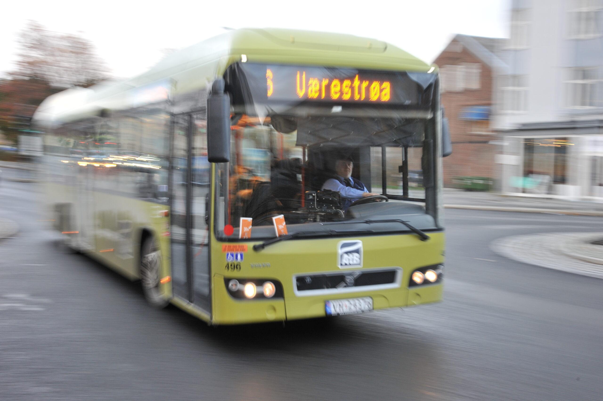 Krav til alkolås i busser og minibusser i Norge