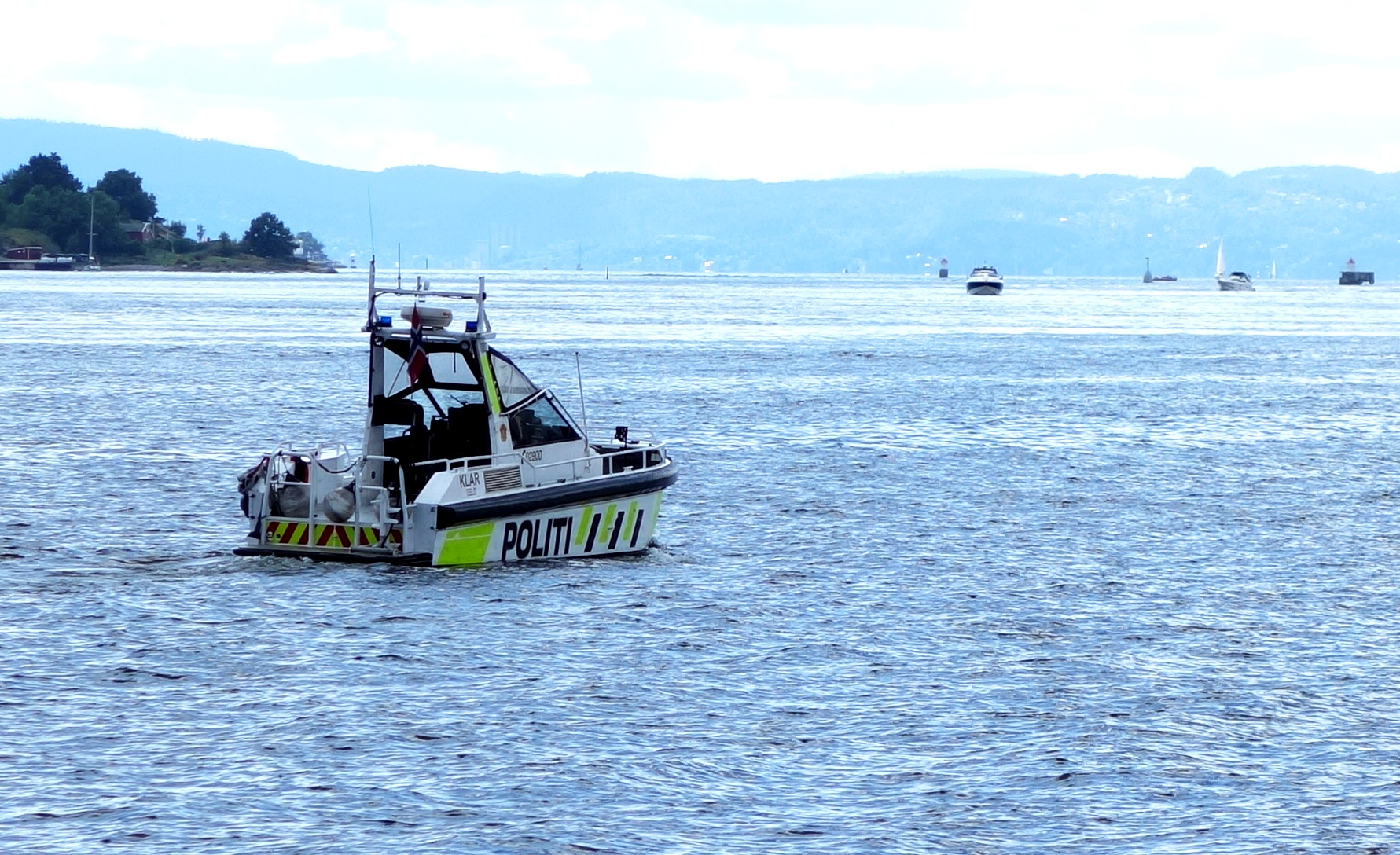 Promillegrense og straffereaksjoner for fritidsbåtførere