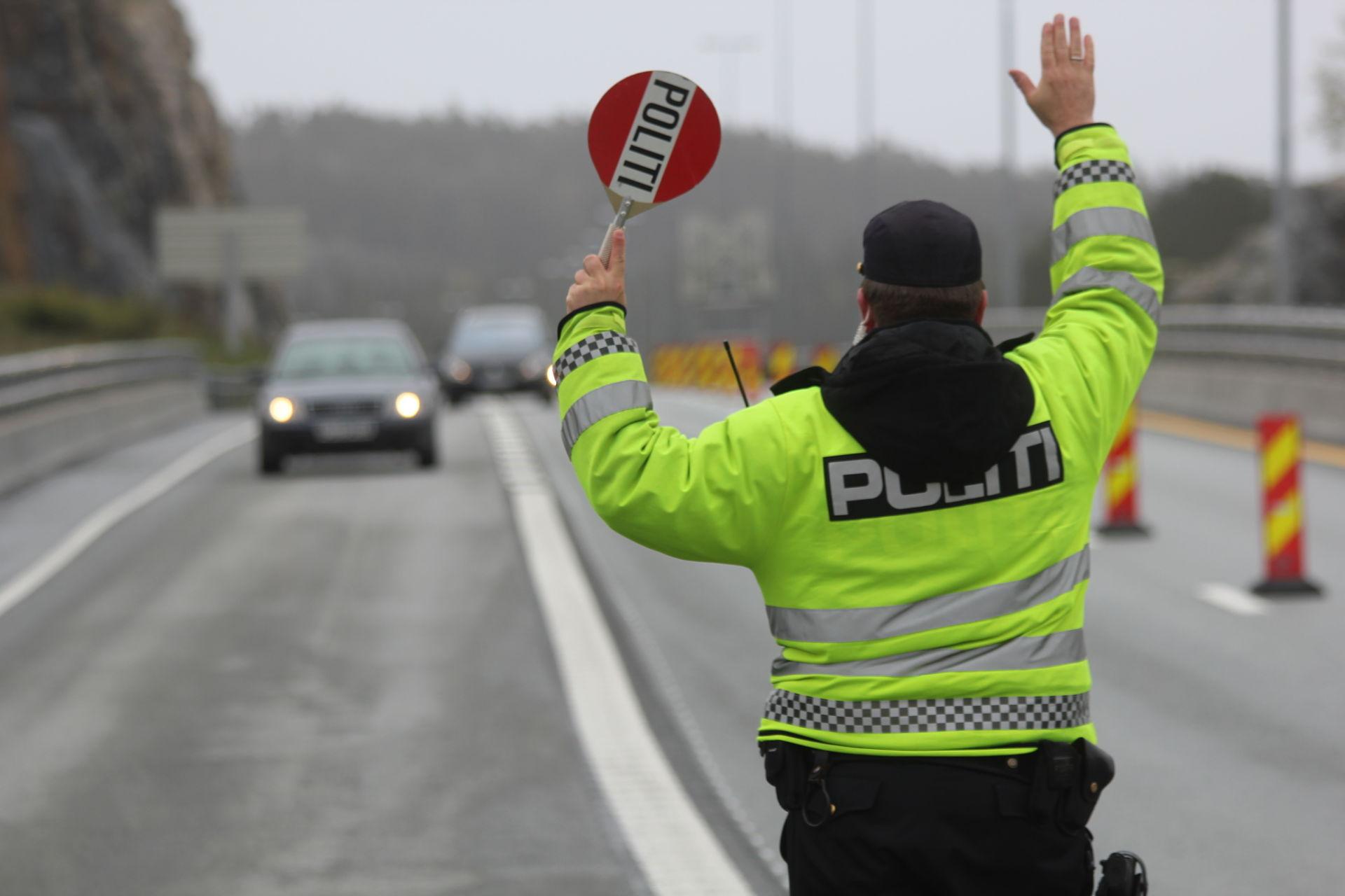 Politiets ruskontroller