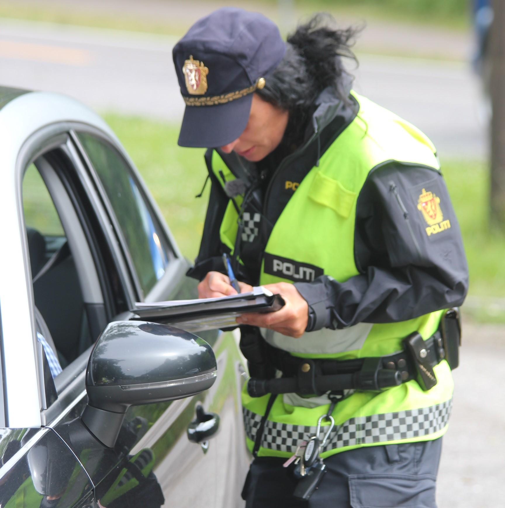 Politiet skal promilleteste alle i trafikkontroller