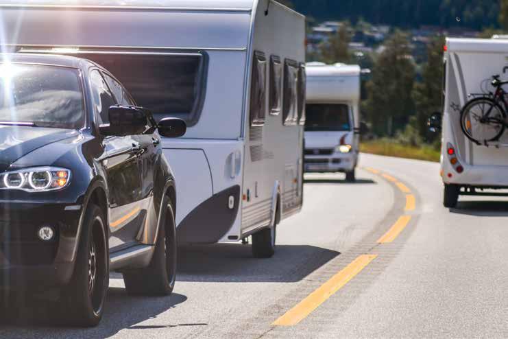 Mer trafikk på veiene, men ikke flere døde