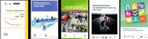 Alle de 5 tiltaksplanene for trafikksikkerhet