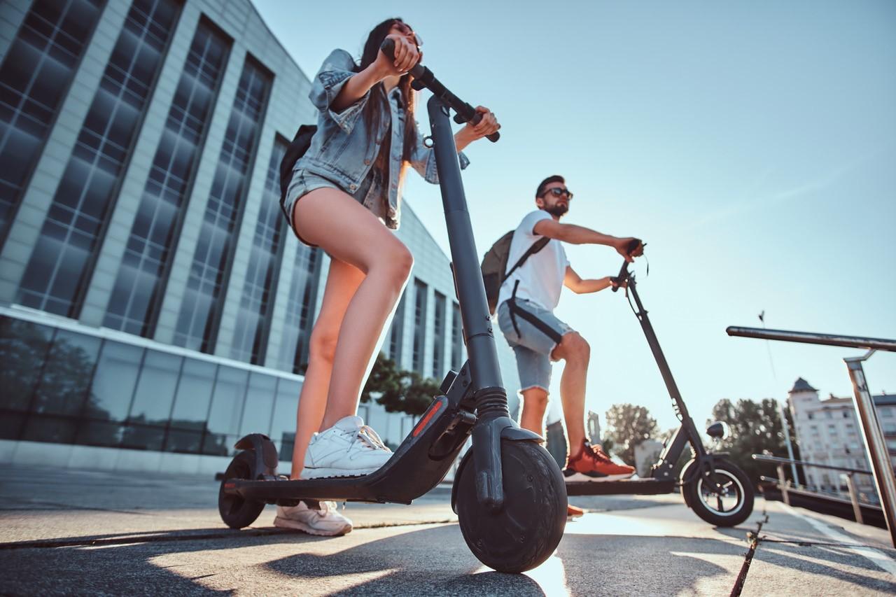 Her er reglene for elsparkesykkel