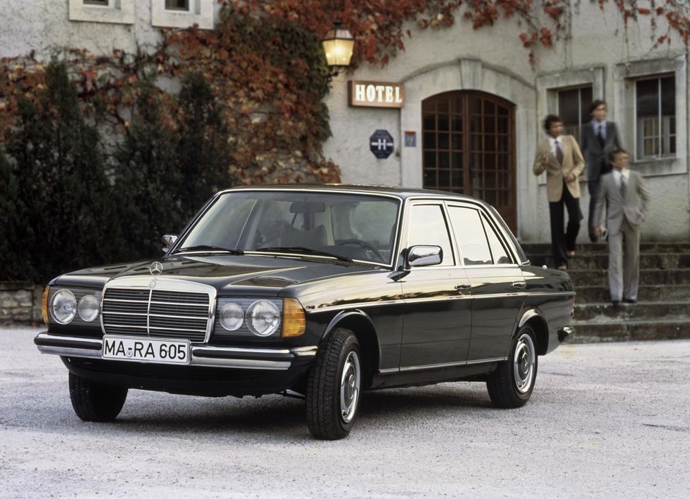 Mercedesen som mange mente var verdens beste bil
