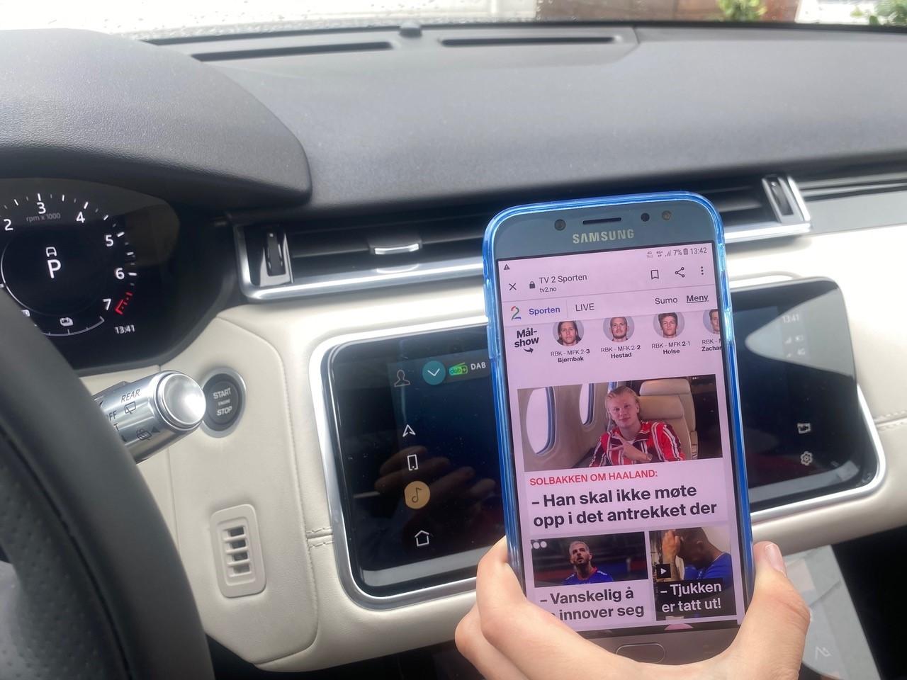 Politikerne tredoblet boten for mobilbruk – UP merket nedgangen nesten straks