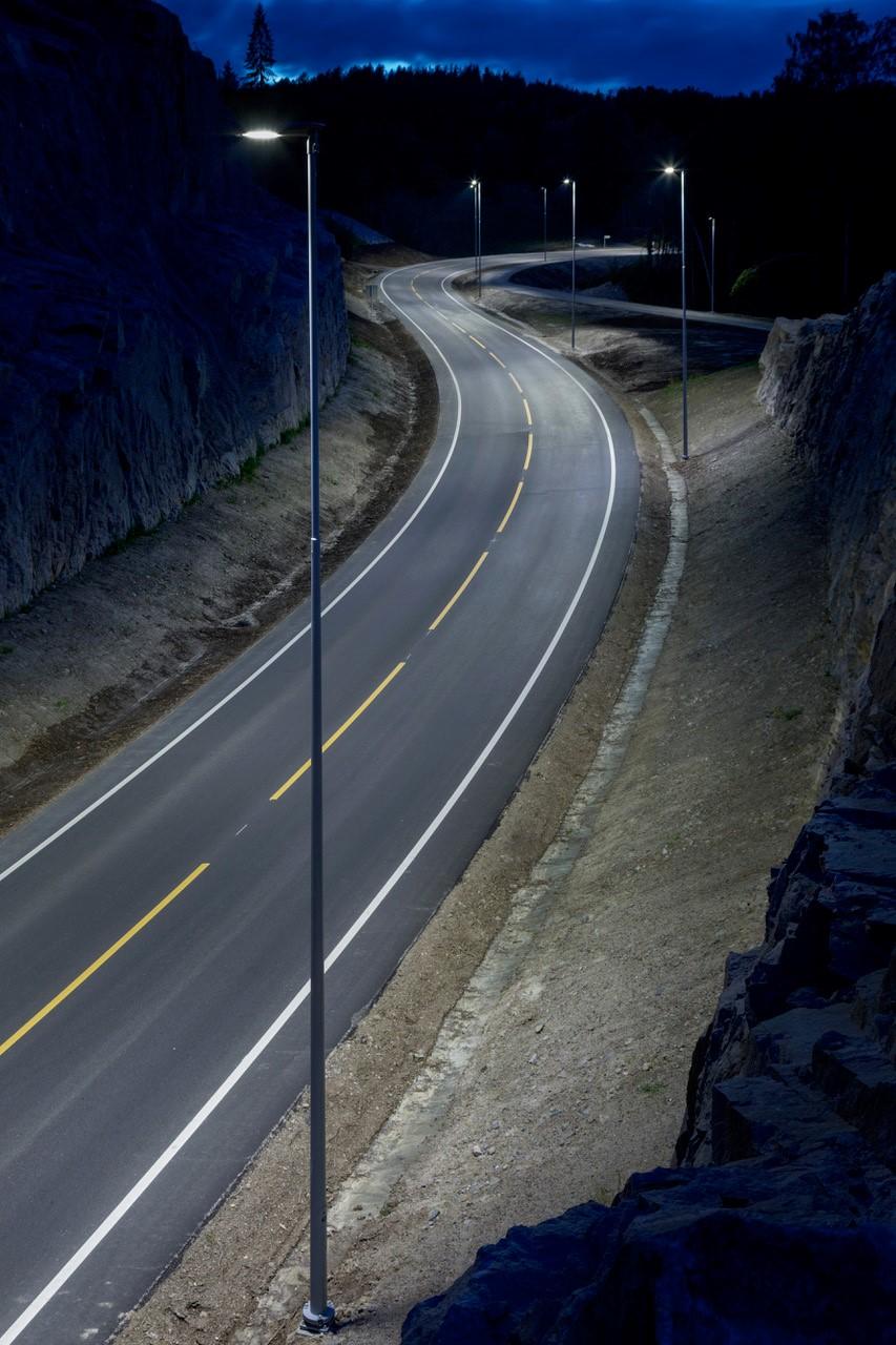 Bedre lys redder liv på veiene
