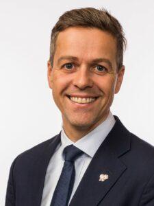 Samferdselsminister Hareide
